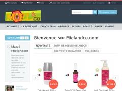 Achetez nos miels et hydromels sur notre site www.mielandco.com
